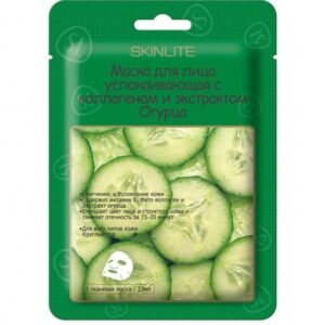 Маска Cucumber Essence Skinlite