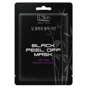 Маска-пленка El'Skin Black Peel Off Skinlite