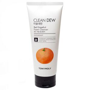 Пенка Clean Dew Grapefruit Tony Moly