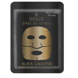 Маска Black Gold Foil Skinlite