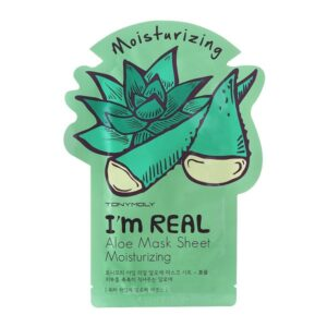 Маска I'm Real Aloe Tony Moly