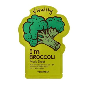 Маска I'm Real Broccoli Tony Moly