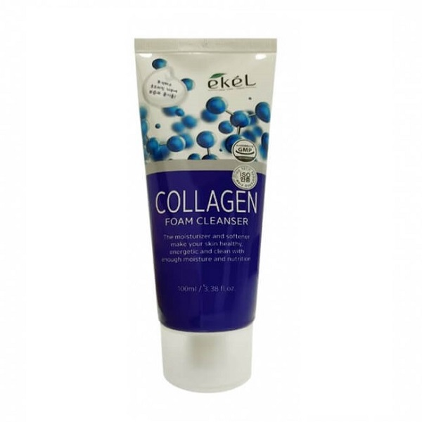 Пенка Collagen Foam Cleanser Ekel