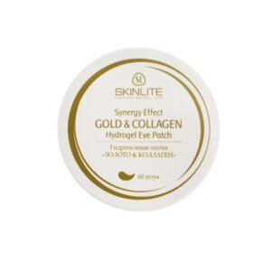 Патчи Gold&Collagen Hydrogel Skinlite