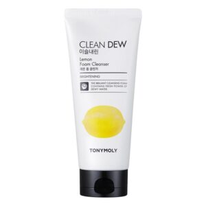 Пенка Clean Dew Lemon Tony Moly