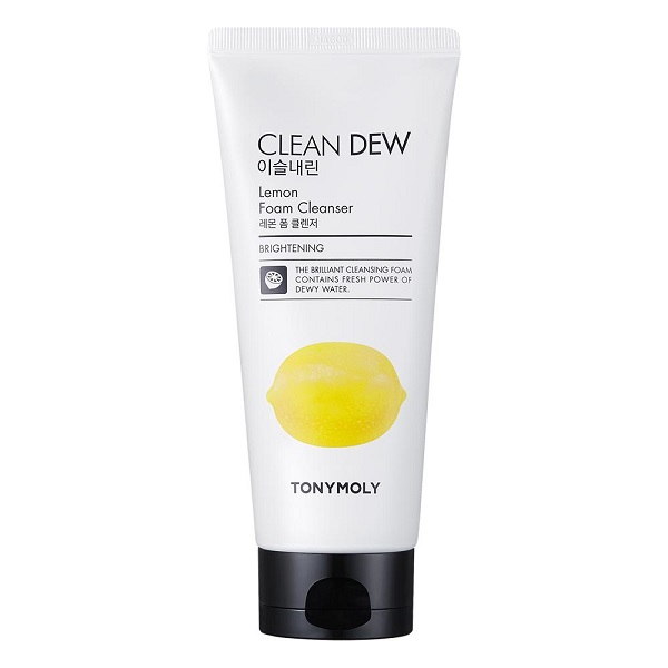 Пенка Clean Dew Lemon Tony Moly