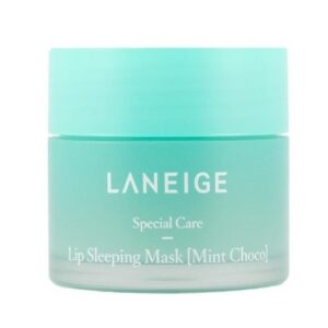 Маска для губ мини-версия Шоколадная мята Lip Sleeping Mask Mint Choco Laneige
