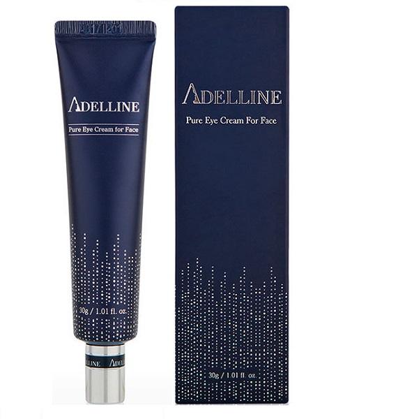 Крем для век и лица Pure Eye Cream For Face Adelline