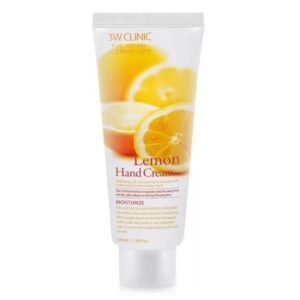 Крем для рук Lemon Hand Cream 3W CLINIC