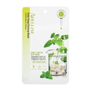 Тканевая маска Daile Deep Firming Mask - Lemon Balm Adelline