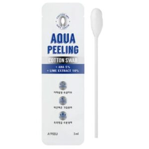Палочка для пилинга Aqua Peeling Cotton Swab Intensive Type A'Pieu