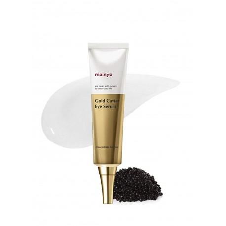 Сыворотка для век с икрой Gold Caviar Eye Serum Ma:nyo