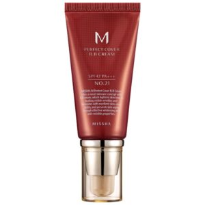 ВВ-крем M Perfect Cover SPF42 PA+++ Missha