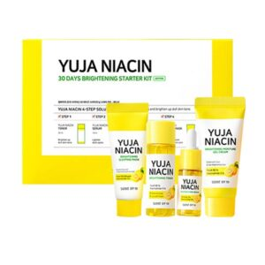 Набор миниатюр Yuja Niacin 30 Days Brightening Starter Kit Some By Mi