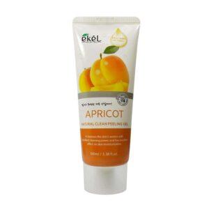 Пилинг-скатка Natural Clean Apricot EKEL