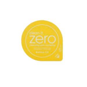 Бальзам очищающий миниатюра Clean It Zero Nourishing Banila Co