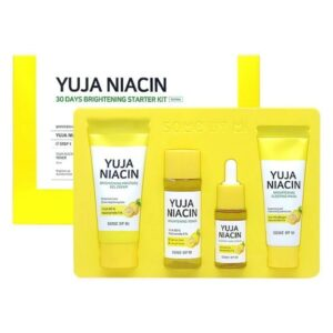 Набор миниатюр Yuja Niacin 30 Days Brightening Starter Kit Some By Mi