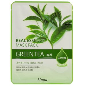 Маска Real Essence Mask Pack-Green Tea JUNO