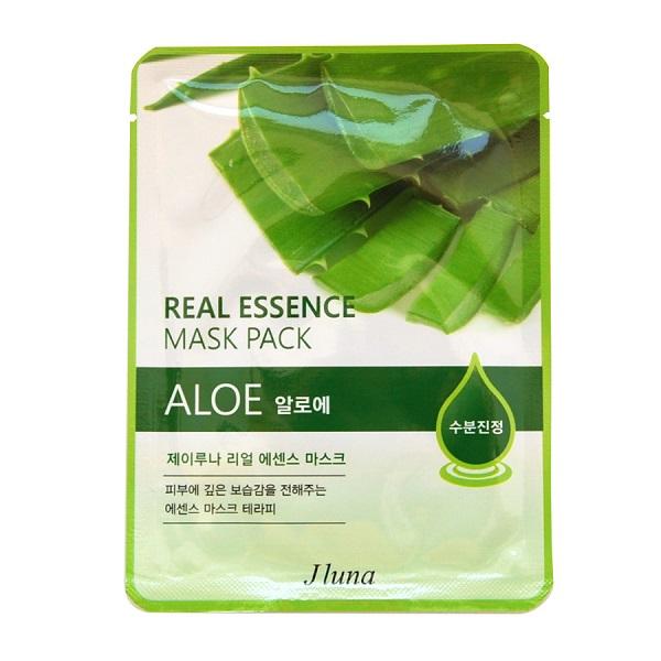 Маска Real Essence Mask Pack-Aloe JUNO