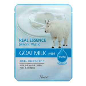 Маска Real Essence Mask Pack-Goat Milk JUNO