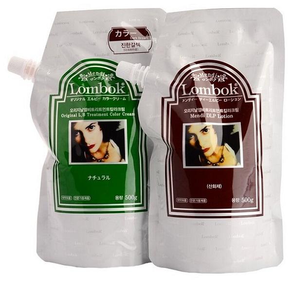 Краска L.B Lentisk Treatment Color Cream Lombok