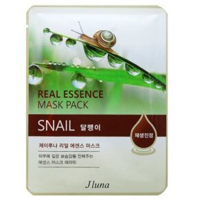 Маска Real Essence Mask Pack-Snail JUNO